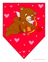 Garland-Valentine's Day