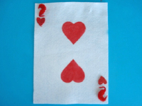 Giant playing card-8