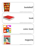 Giant word flashcards-Books-1