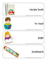 Giant word flashcards-Books-2