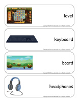 Giant word flashcards-Electronic games-3