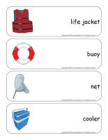 Giant word flashcards-Fishing-2