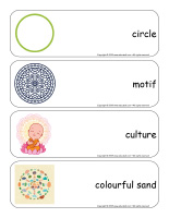 Giant word flashcards-Mandalas-2