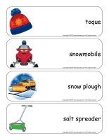 Giant word flashcards-Nordic countries-3