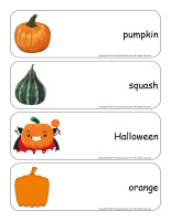 Giant word-flashcards-Pumpkins-1
