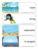 Giant word flashcards-Submarines-1