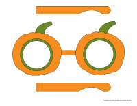 Glasses-Pumpkins
