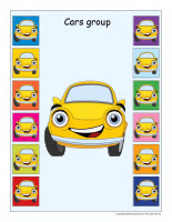 Group identification-Cars