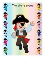 Group identification-Pirates