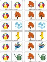 Dominoes-Four-seasons