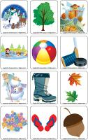 four seasons theme and activities educatall
