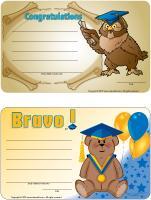 Diplomas-Graduation