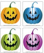 Colourful-pumpkins