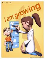 I am growing