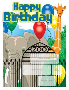 Birthdays-Zoo