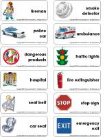 Word-flashcards-911