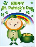 Poster Happy St-Patrick Day