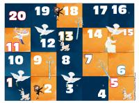 Snakes and ladders - Magic