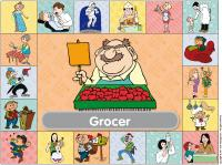 Poster-Grocer