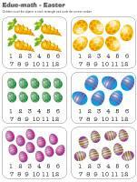 Educ math Easter