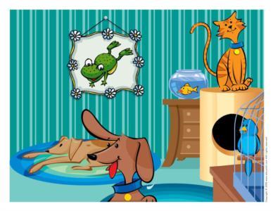 Pets-Association game