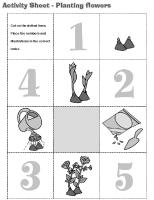 flowers theme and activities educatall