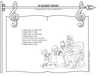 Songs and Rhymes - O Daddy Dear