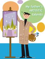 Poster - My father?s artistic talents