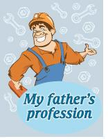 Poster - My father's profession