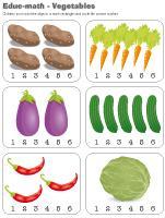 Educ math - Vegetables