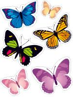 Educa-decorate - Butterflies