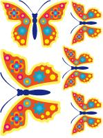 Mobile Butterflies