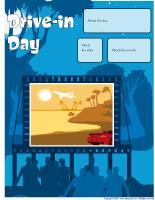 Perpetual calendar - Drive in Day