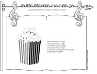 Songs and Rhymes - To the theatre we will go