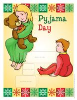 Perpetual calendar - Pyjama Day