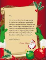 Santa's response