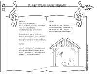 Songs and rhymes - Il est né le divin Enfant