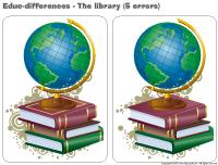Educ-differences-The library