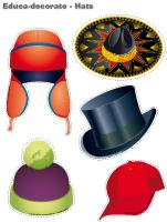 Educa-decorate-Hats