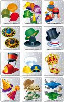 Picture game-Hats