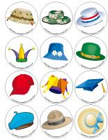 Story and memory-game-Hats