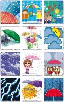 Picture game-Rain