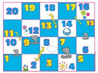 Snakes and ladders-Weather