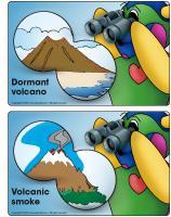 Poni presents-A volcano