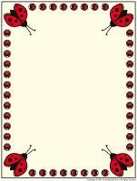 Stationery-Ladybugs