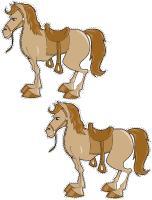 Models-Horse
