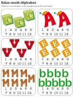 Educ-math-Alphabet