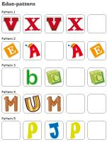 Educ-pattern-Alphabet