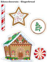 Educa-decorate-Gingerbread