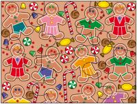 Puzzles-Gingerbread